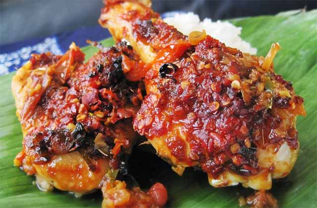 Resep Ayam Bakar Bumbu Rujak Pedas Manis Super Lezat Resep Istimewa 2020
