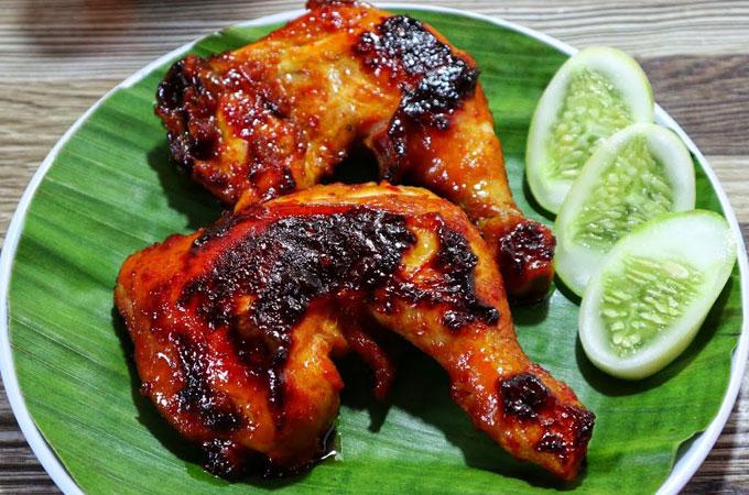 resep ayam bakar spesial