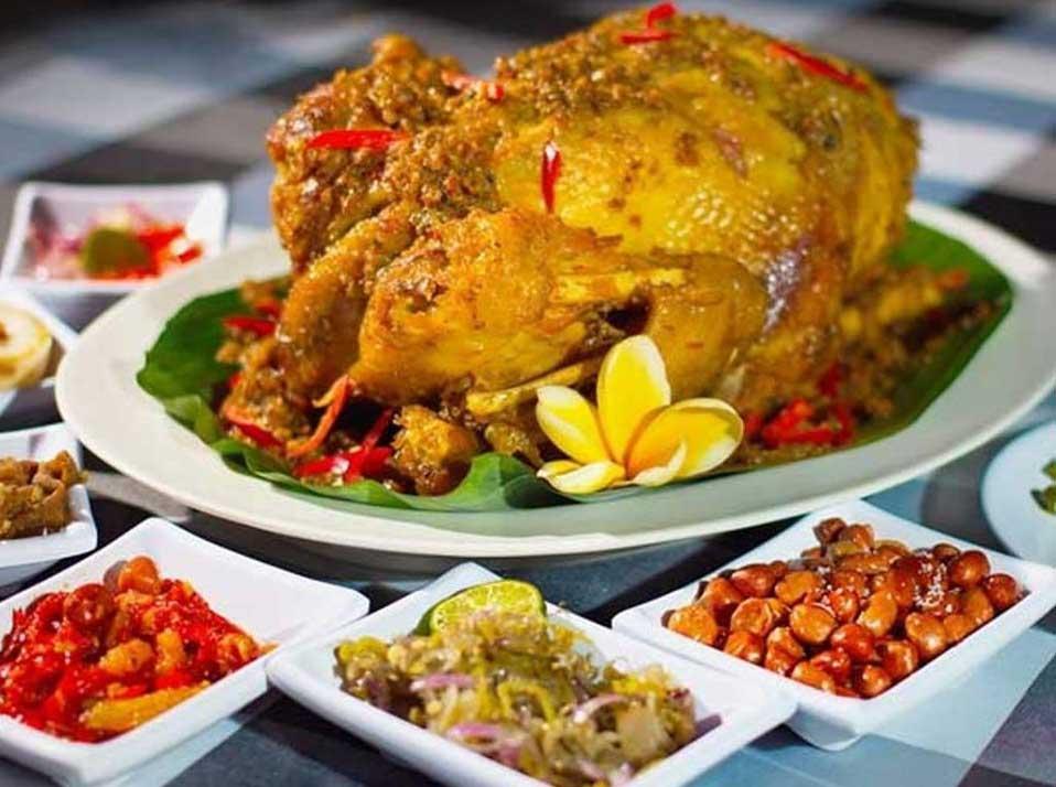 3 Resep Ayam Betutu Bali Spesial Super Gurih dan Pedas