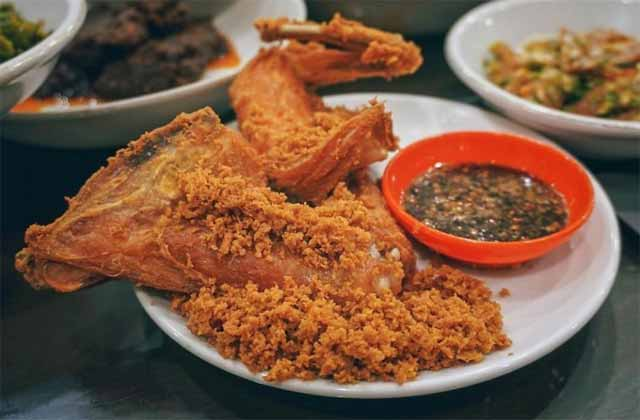 2 Resep Ayam Goreng Kremes Renyah Super Mantap Resep Istimewa