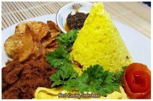 nasi-kuning-sederhana