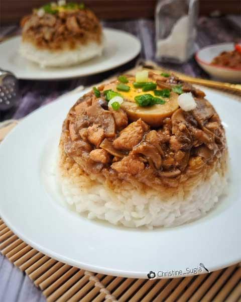 2 Resep Nasi Tim Ayam Enak Super Gurih Dan Spesial