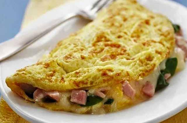 Omelet Telur