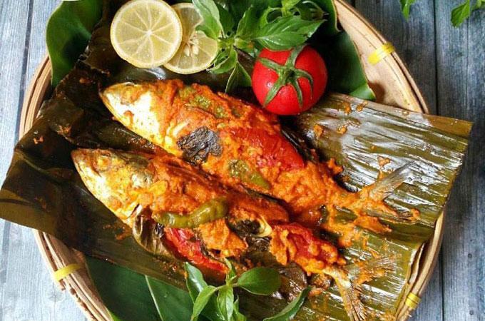Resep Pepes Ikan Kembung Dan Cara Membuatnya Yang Super Mudah Resep Istimewa