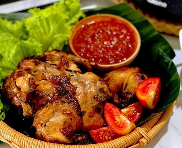 resep ayam bacem goreng