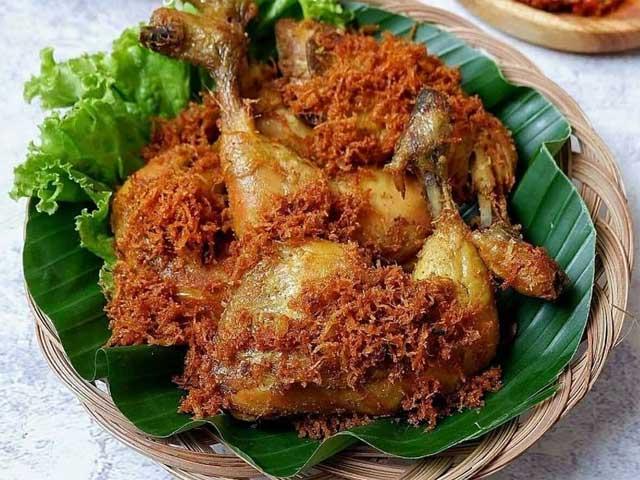 Resep Ayam Goreng Serundeng Enak Renyah Dan Super Gurih Bikin Nagih