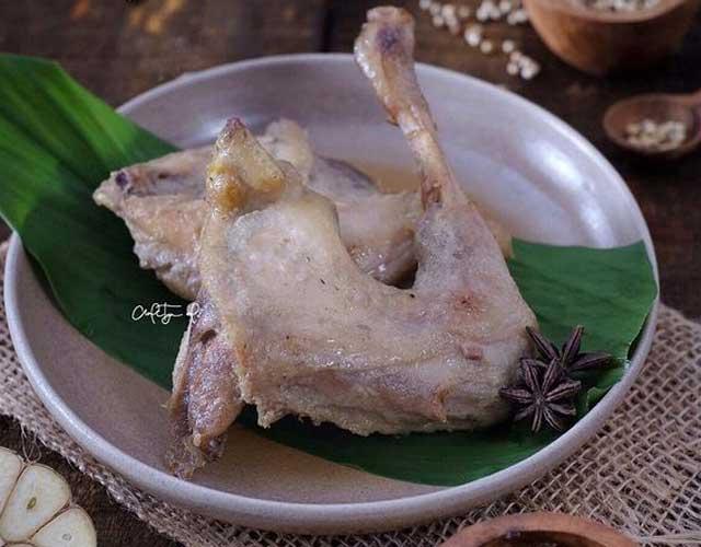 Resep Ayam Pop Padang Sederhana Enak Gurih Dan Super Lezat