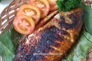 resep ikan bakar teflon