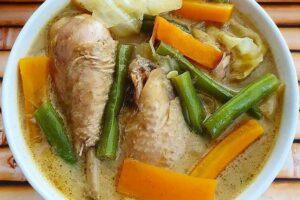 resep kari ayam sederhana