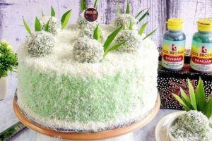 resep klepon cake