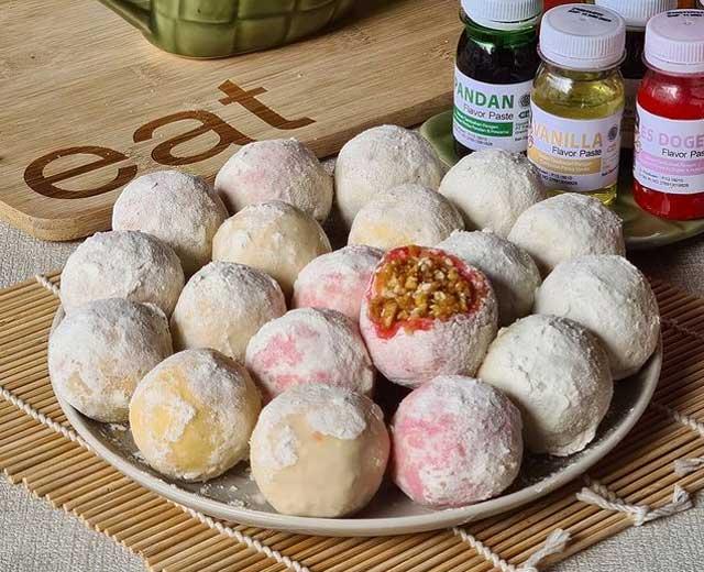resep kue mochi