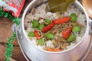 resep nasi liwet teri