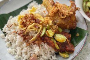 resep nasi uduk gurih dan pulen