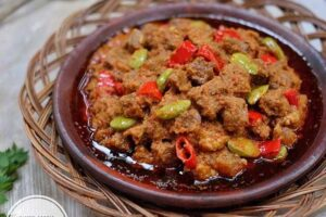 resep sambal goreng daging