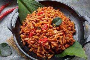 resep sambal goreng tempe
