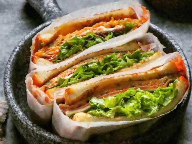 resep sandwich sederhana