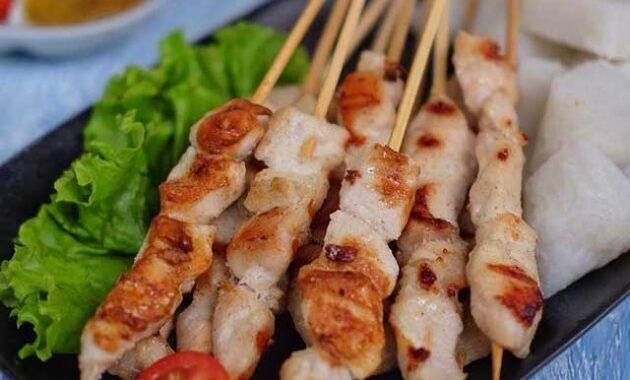 resep sate taichan