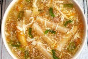 resep sup asparagus