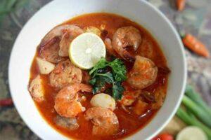 resep tom yam udang