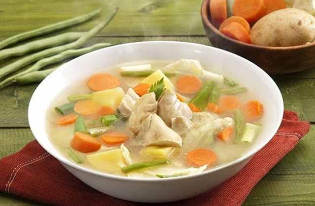 Cara Membuat Sup Ayam Bening Praktis Super Lezat | ResepIstimewa 2020